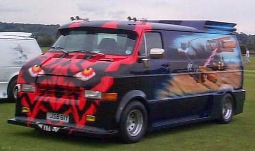 Darth Maul Van