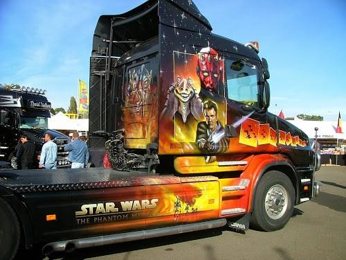 Phantom Menace Semi