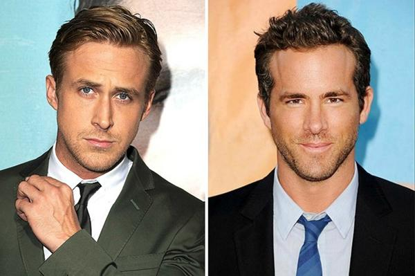 Ryan Gosling and Ryan Reynolds