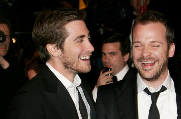 Jake Gyllenhaal and Peter Sarsgaard