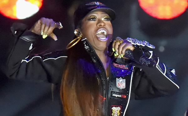 Missy Elliot - Graves' Disease
