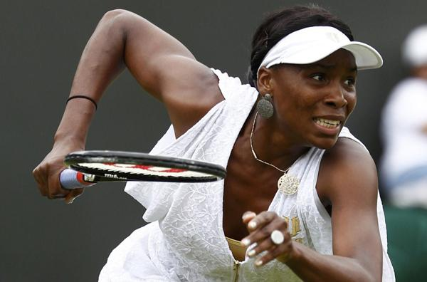 Venus Williams - Sjögren's Syndrome