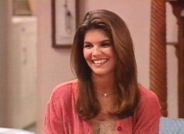 Lori Laughlin then