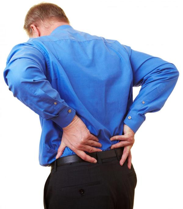 Belly Pain That Moves to the Back