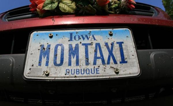 Funniest Automobile License Plates
