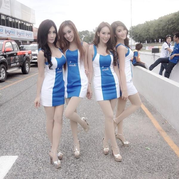 Thai Race Queens