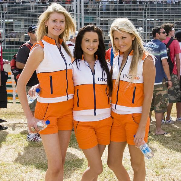 Sexy Women of Automobile Racing
